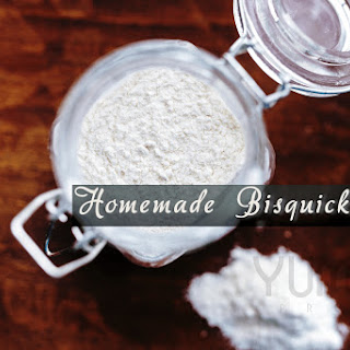 Homemade Bisquick Mix From Scratch Recipe
