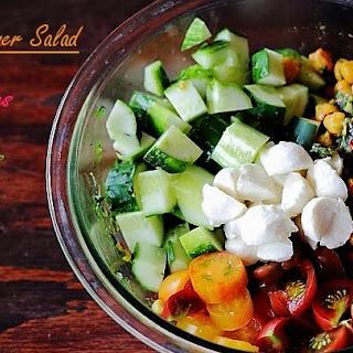 Farmstand Summer Salad