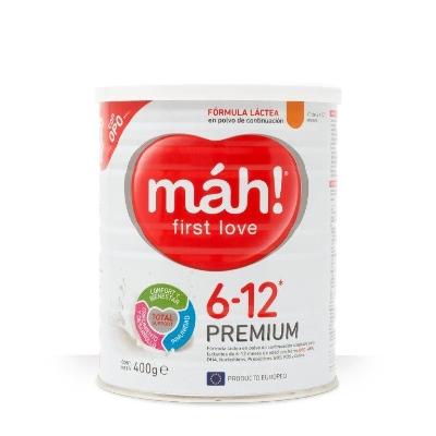 formula mah premium 6-12meses 400gr