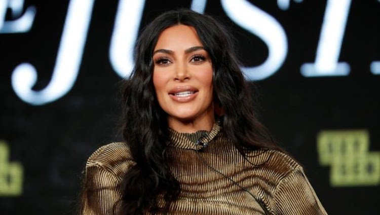 "Television personality Kim Kardashian attends a panel for the documentary ""Kim Kardashian West: The Justice Project"" during the Winter TCA (Television Critics Association) Press Tour in Pasadena, California, U.S., January 18, 2020. REUTERS/Mario Anzuoni"