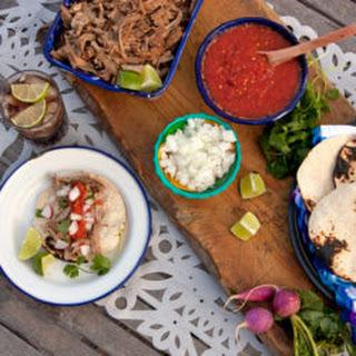 Tacos De Carnitas en Coca-Cola (Coke-Braised Pork Tacos) Recipe