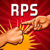 Rock Paper Scissors RPS Battle