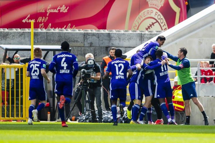 Anderlecht a-t-il trouvé son alternative en attaque ? Les Mauves auraient un buteur à l'oeil
