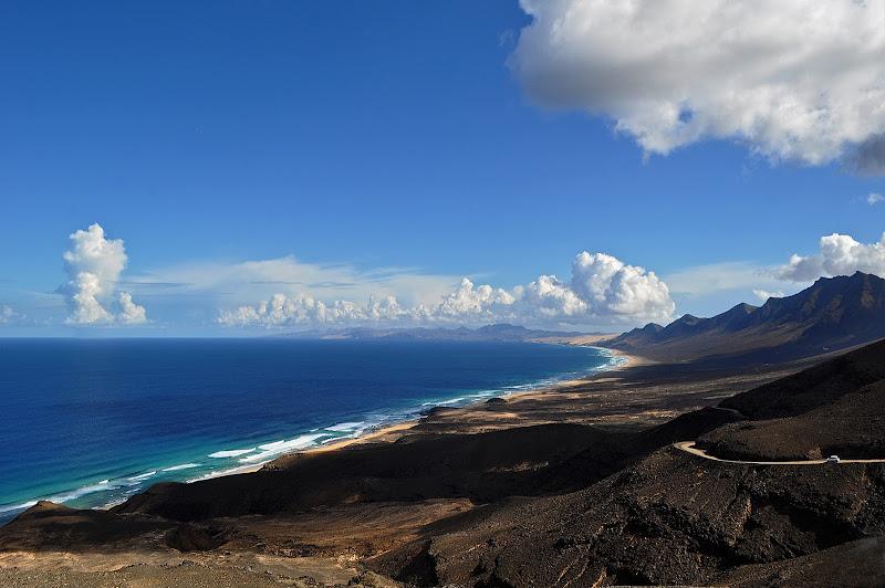 Fuerteventura, Canarie di kaos