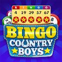 Bingo Country Boys: Best Free Bingo Games icon
