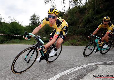 """Kruijswijk rukt op in Giro: """"Steven zag er op de slotbeklimming erg goed uit"""""""
