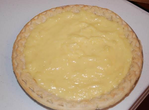 Yummy Coconut Cream Pie Recipe