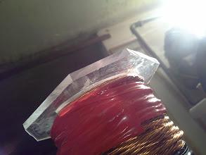 Photo: glue to suppor