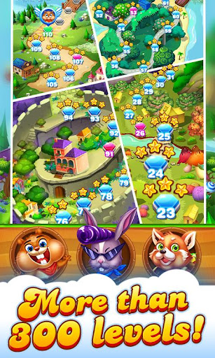 Farm Harvest 2 -  Match 3 Game 3.8.12 Mod screenshots 2