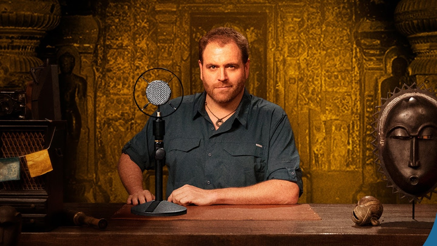 Watch Josh Gates Tonight live