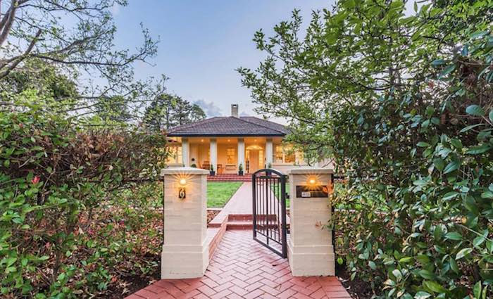 Oakley & Parkes-designed Forrest home sold