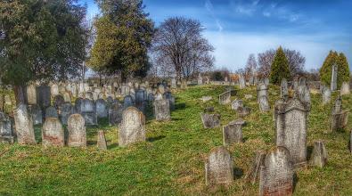 Photo: židovský hřbitov - Osoblaha