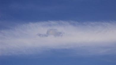 Photo: Figura a felhőben