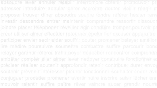 [YAML: gp_cover_alt] Le Conjugueur - Conjugaison