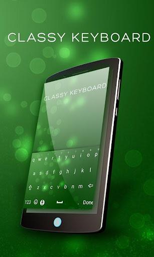 Classy Keyboard