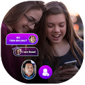 Video chat and Video Call Guide icon