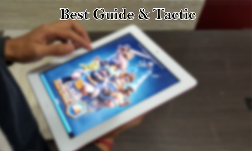 Tactic ClashRoyale Guide- screenshot thumbnail