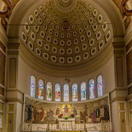 alter by Dale Youngkin - Buildings & Architecture Places of Worship ( monastery, historic, church, place of worship, alter )