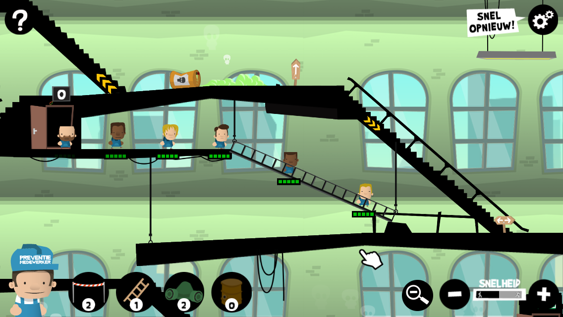Safety Heroes- screenshot