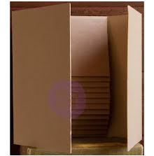 Prima Frank Garcia Memory Hardware Chip Album - Magnetic Dossier