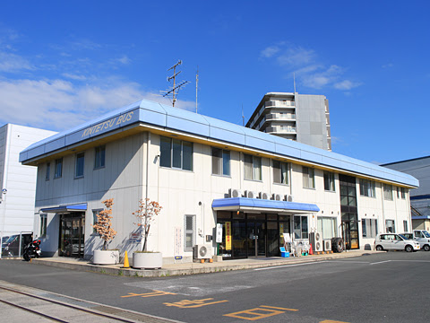 近鉄バス稲田営業所