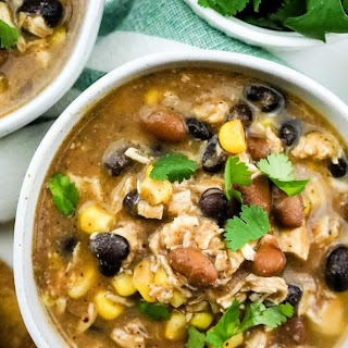 Zero Point Weight Watchers Taco Soup Recipe