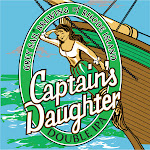 Logo of Grey Sail Captain's Daughter
