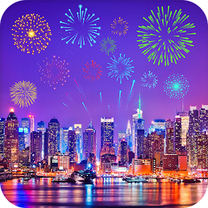 Fireworks Live Wallpaper 2018 APK Download for Android