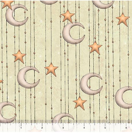 STAR & MOON STRIPE (10211)