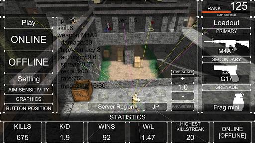 Squad Strike 3 : FPS for PC