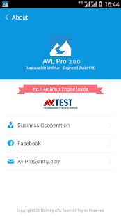 AVL Pro Antivirus & Security- screenshot thumbnail