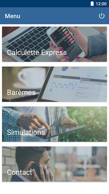 Actimat Android App Screenshot