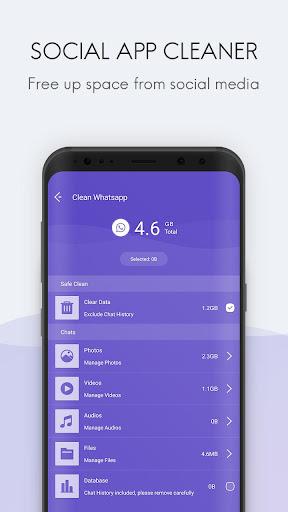 Nox Cleaner - Phone Cleaner, Booster, Optimizer 1.6.3 screenshots 8
