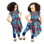 Latest africa fashion kids