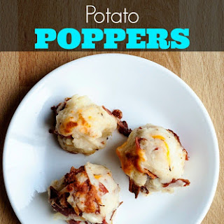 Mashed Potato Poppers