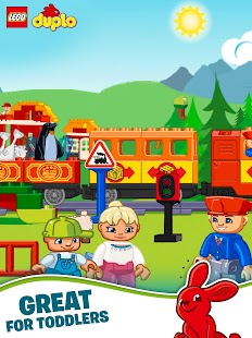 LEGO® DUPLO® Train- screenshot thumbnail