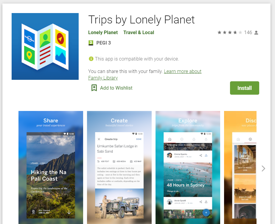 Le migliori Travel App per riscoprire l'Italia_trips by lonely planet