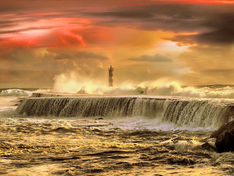 by Ed  von Ems - Landscapes Waterscapes