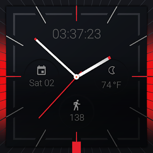 Minimus360 Watch Face- screenshot thumbnail