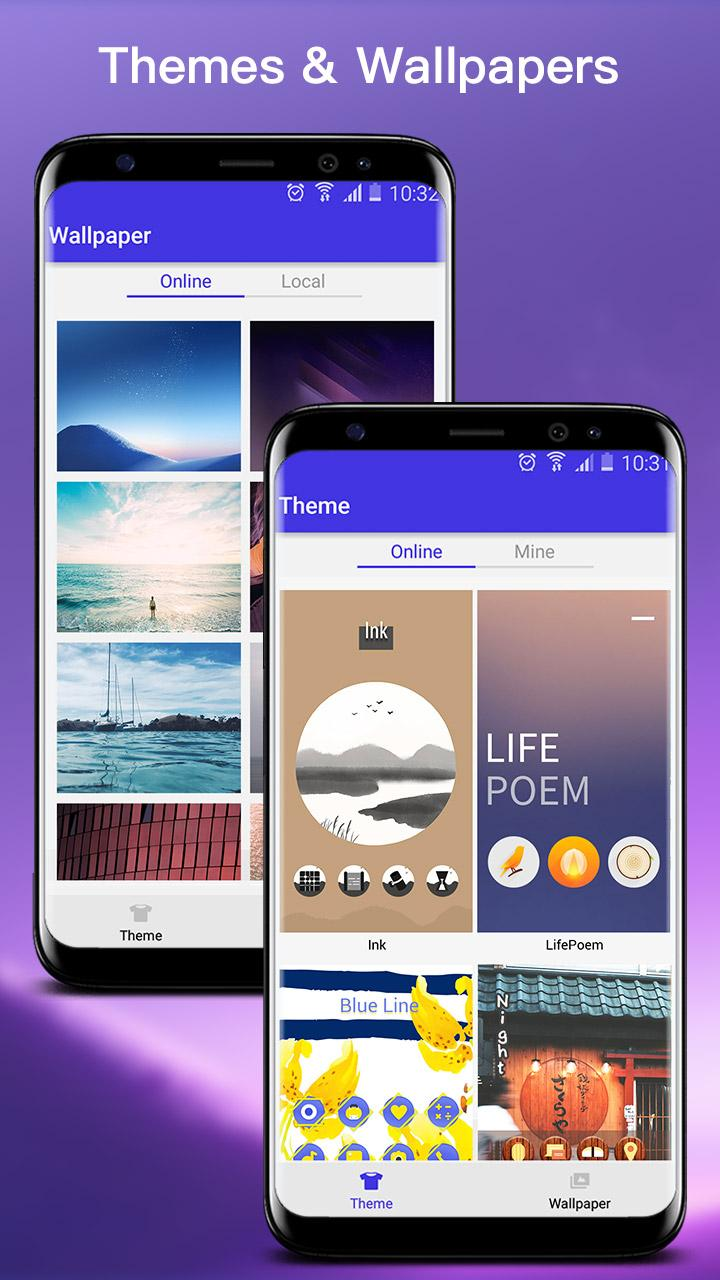 SO S8 Launcher for Galaxy S, S8/S9 Theme APK Cracked Free Download