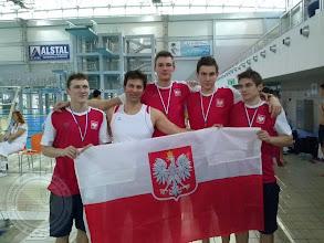 Photo: Międzynarodowy Wielomecz pływacki juniorów (7.04)