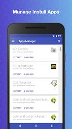 Apps Manager Pro APK screenshot thumbnail 1