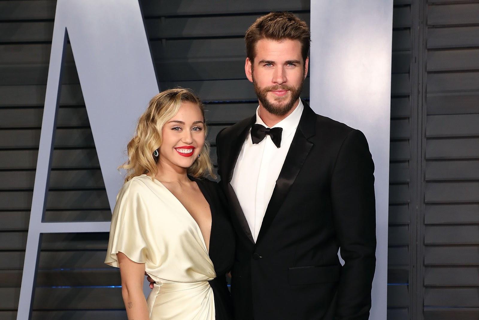Liam Hemsworth và Miley Cyrus 6