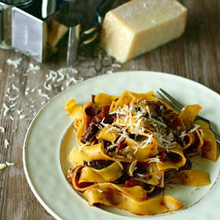 Pappardelle Italian Recipes