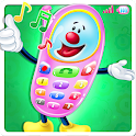 Baby Phone for Kids and Babies Free Games icon