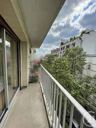 Appartement meublé 2 pièces 49,8 m2