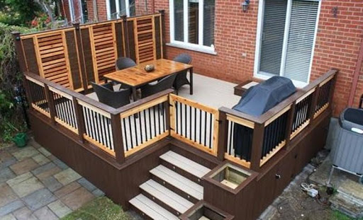 Download composite decking ideas for pc for Best composite decking brand 2016