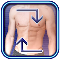 Six Pack Body Photo Montage icon
