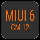 MIUIV6 Dark Theme for CM12