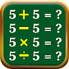 Math Games - Maths Tricks APK Icon